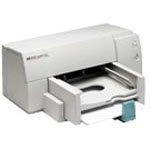 Hewlett Packard DeskWriter 672