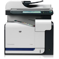 Hewlett Packard Color LaserJet CM3530