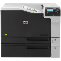 Hewlett Packard Color LaserJet Enterprise M750xh