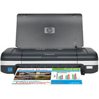 Hewlett Packard OfficeJet H470wbt Mobile