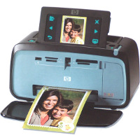 Hewlett Packard PhotoSmart A622