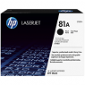 Hewlett Packard HP CF281A ( HP 81A ) Laser Printer Cartridge