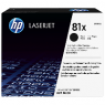 Hewlett Packard HP CF281X ( HP 81X ) Laser Printer Cartridge